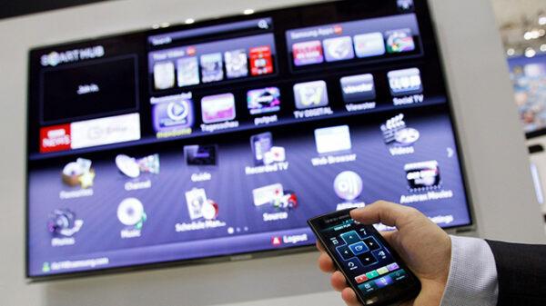 iPhone как пульт ДУ для телевизора