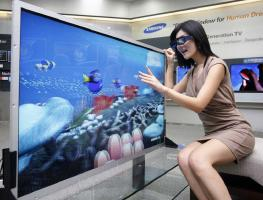Телевизоры с поддержкой 3D