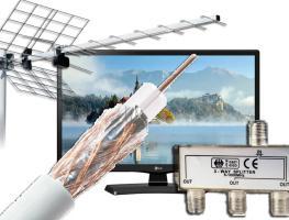 Телевизор не принимает сигнал от антенны: причины и решение проблем