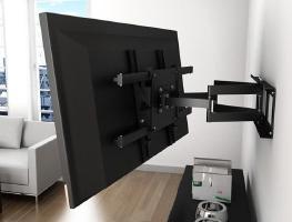 Как повесить телевизор на гипсокартонную стену