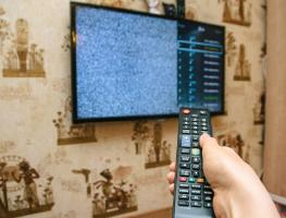 Почему пропал сигнал на телевизоре