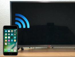 Как раздать интернет со смартфона на телевизор