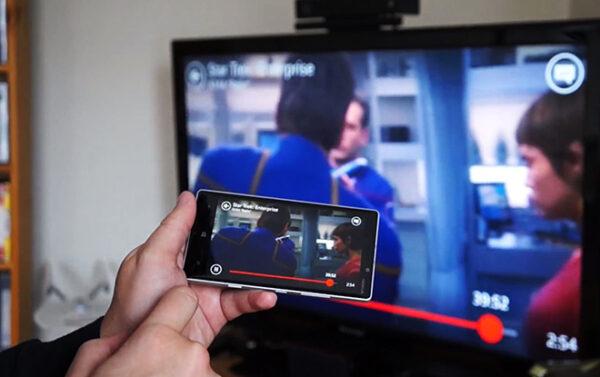 Видео на смартфоне и ТВ