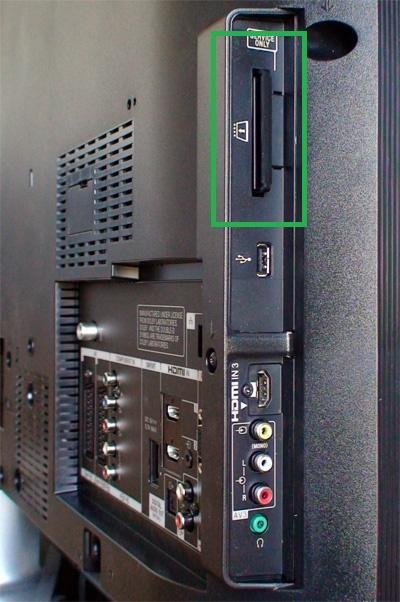 PCMCIA-Express Card-CI+