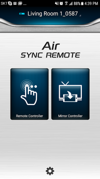 Air Sync Remote-Z