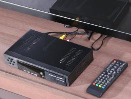 Встроенная в телевизор поддержка DVB T2