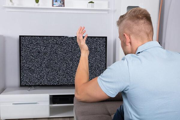 Не показывает ТВ