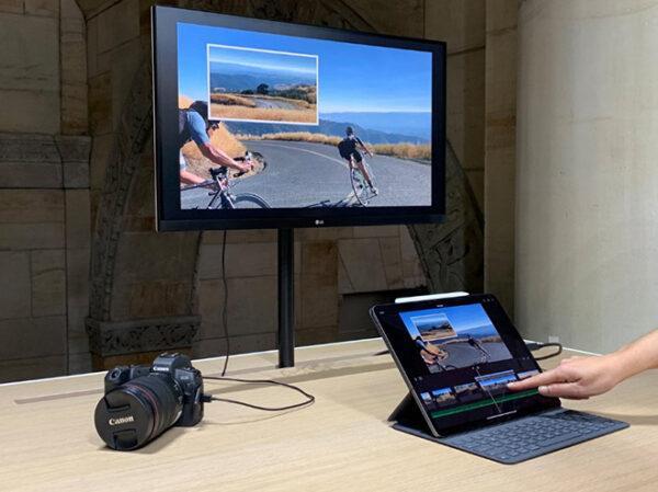 Синхронизация iPad с телевизором