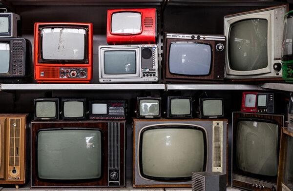 Куда девать старый телевизор