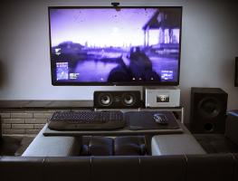 Используем телевизор как монитор для компьютера
