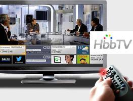 Интерактивная функция HbbTV на телевизоре