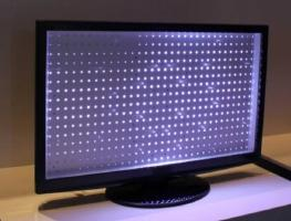 Как проверить  LED подсветку телевизора