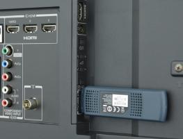 Как выбрать и подключить Wi-Fi адаптер для телевизора