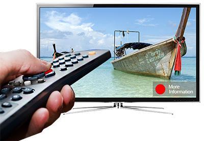HbbTV на телевизоре