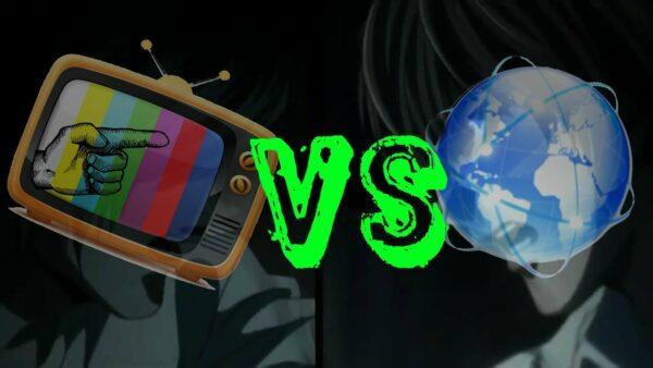 Интернет против TV