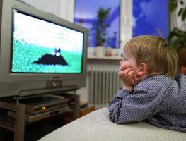Дети и телевизор: как смотреть без вреда