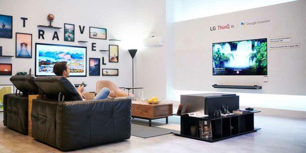 Просмотр телевидения