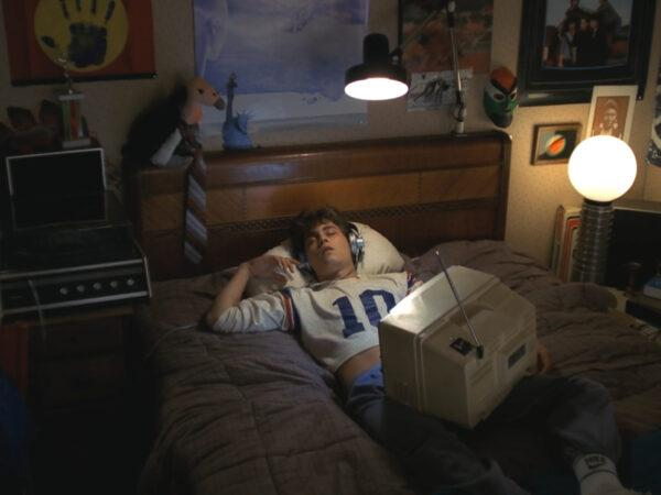 Сон с телевизором